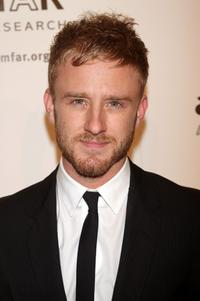 Ben Foster at AmfAR's 10th Annual New York Gala.