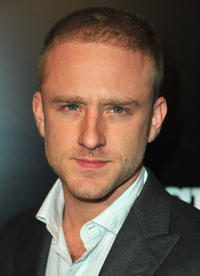 Ben Foster at the California premiere of