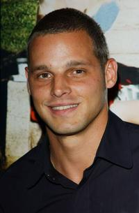 Justin Chambers at the premiere of