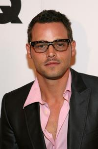 Justin Chambers at the GQ 2007