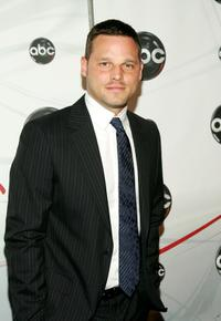 Justin Chambers at the ABC Upfront presentation.