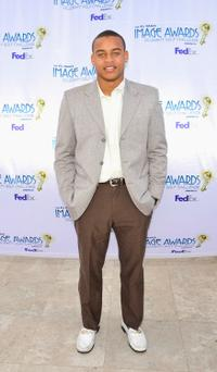 Robert Ri'chard at the 41st NAACP Image Awards' Celebrity Golf Challenge.