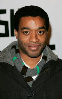 Chiwetel Ejiofor at the British Independent Film Awards.