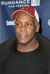 Danny Glover at the screening of