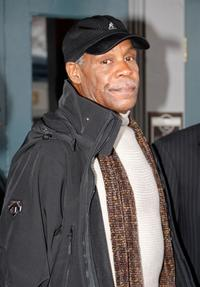 Danny Glover at the 2008 Sundance Film Festival.