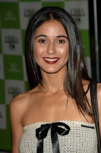 Emmanuelle Chriqui at the 16th annual Environmental Media Awards.