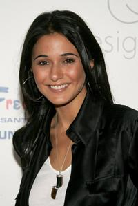 Emmanuelle Chriqui at the inaugural