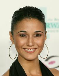 Emmanuelle Chriqui at the launch of the