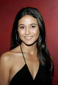 Emmanuelle Chriqui at the special cast and crew screening of