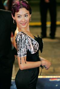 Cecilia Cheung at the 24th Hong Kong Film Award Presentation ceremony.