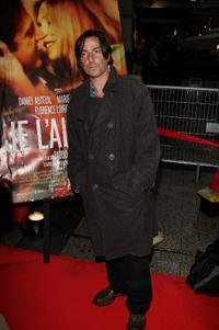 Yvan Attal at the premiere of