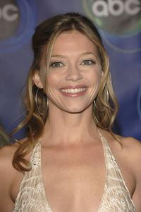 Amanda Detmer at the ABC Winter Press Tour All Star Party.