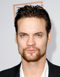 Shane West at the premiere of