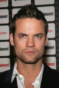 Shane West at the Entertainment Weekly Magazine Party Celebrating the 2006 Photo Issue.