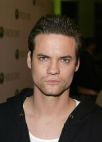 Shane West at the Hollywood Launch Party of Xbox 360.
