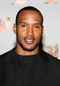 Henry Simmons at the 21st Annual Soul Train Music Awards.
