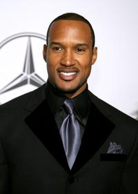 Henry Simmons at the 17th Annual Mercedes-Benz Carousel of Hope Ball .
