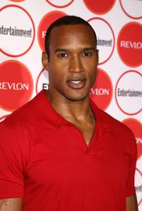 Henry Simmons at the Entertainment Weekly's 4th Annual Pre-Emmy Party.