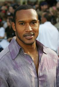 Henry Simmons at the California premiere of