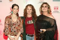 Miriam Shor, Melissa Leo and Elizabeth Ashley at the after party of the premiere of