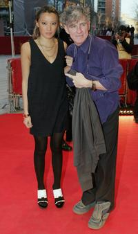Rain Li and Christopher Doyle at the 56th Berlin International Film Festival.