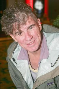 Christopher Doyle at the Bangkok International Film Festival.