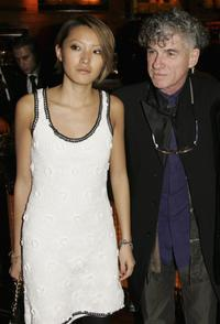 Christopher Doyle at the after party of UK premiere of