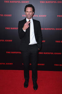Walton Goggins at the New York premiere of