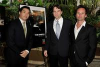 Benito Martinez, David Rees Snell and Walton Goggins at the AFI Awards 2008.