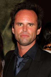 Walton Goggins at the premiere of