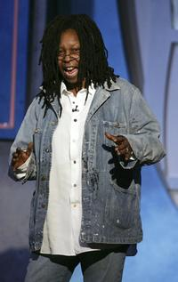 Whoopi Goldberg at the Comedy Festival
