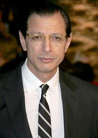 Jeff Goldblum at the West Hollywood 2007 Vanity Fair Oscar Party.