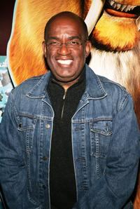 Al Roker at the special screening of