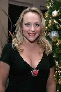 Nicole Sullivan at the Kathy Griffin's Annual Christmas Cocktail Bash Benefiting Toys For Tots.