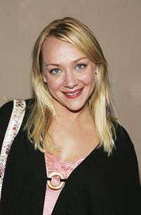 Nicole Sullivan at the Midsummer Night's Dream Celebrity Poker evening.