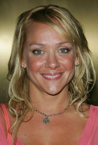 Nicole Sullivan at the NBC Primetime Preview 2006-2007.