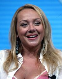Nicole Sullivan at the press during day two of the TCA Tour Cable.