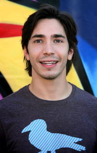 Justin Long at the 2007 Teen Choice Awards in Universal City.