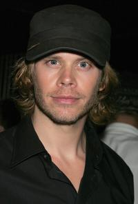 Eric Christian Olsen at the afterparty of the premiere of