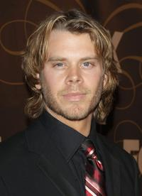 Eric Christian Olsen at the Fox Winter TCA Party.