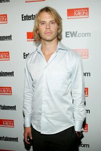 Eric Christian Olsen at the Toronto International Film Festival Entertainment Weekly party.