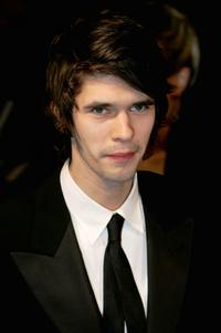 Ben Whishaw at the BAFTA Official after show party.