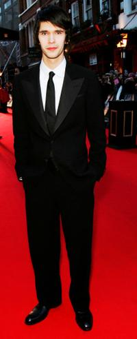 Ben Whishaw at the Orange British Academy Film Awards (BAFTAs).