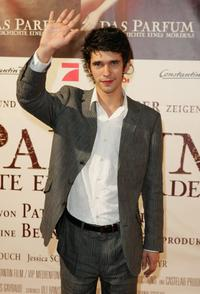 Ben Whishaw at the world premiere of