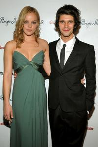 Abbie Cornish and Ben Whishaw at the New York premiere of