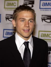 Charlie Hunnam at the 19th American Cinematheque Awards.