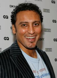 Aasif Mandvi at the LAByrinth Theater Companys 5th annual Celebrity Charades.