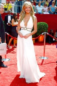 Nancy O'Dell at the 60th Primetime Emmy Awards.