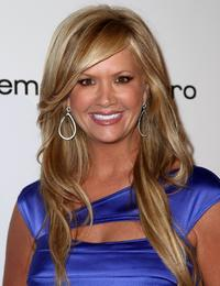 Nancy O'Dell at the 10th Annual DesignCure Benefit for the HollyRod Foundation.