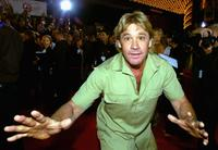 Steve Irwin at the 46th Annual TV Week Logie Awards.
